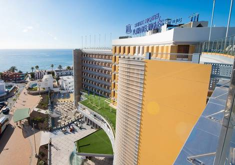 SUITEHOTEL VIEWS Hôtel HL Suitehotel Playa del Ingles**** Gran Canaria