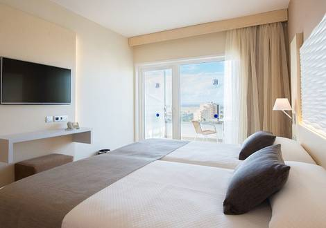 DOUBLE ROOM SUITEHOTEL Hôtel HL Suitehotel Playa del Ingles**** Gran Canaria