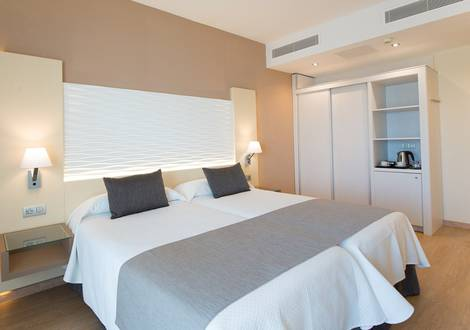 DOUBLE ROOM SUITEHOTEL2 Hôtel HL Suitehotel Playa del Ingles**** Gran Canaria