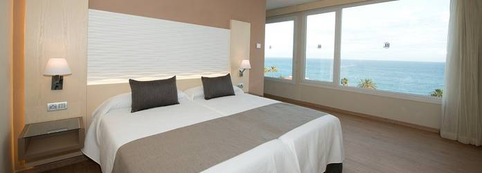 Master Suite Sea View Hôtel HL Suitehotel Playa del Ingles**** Gran Canaria