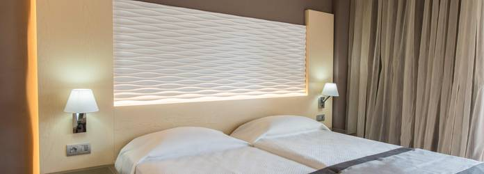 Chambre Double Hôtel HL Suitehotel Playa del Ingles**** Gran Canaria