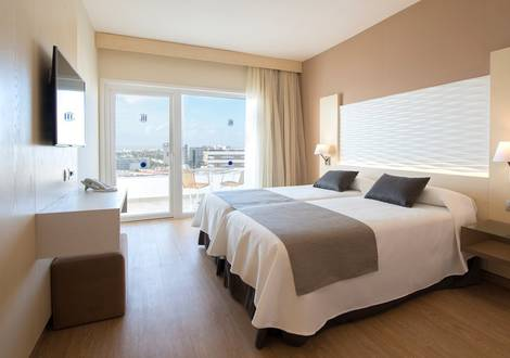 DOUBLE ROOM Hôtel HL Suitehotel Playa del Ingles**** Gran Canaria